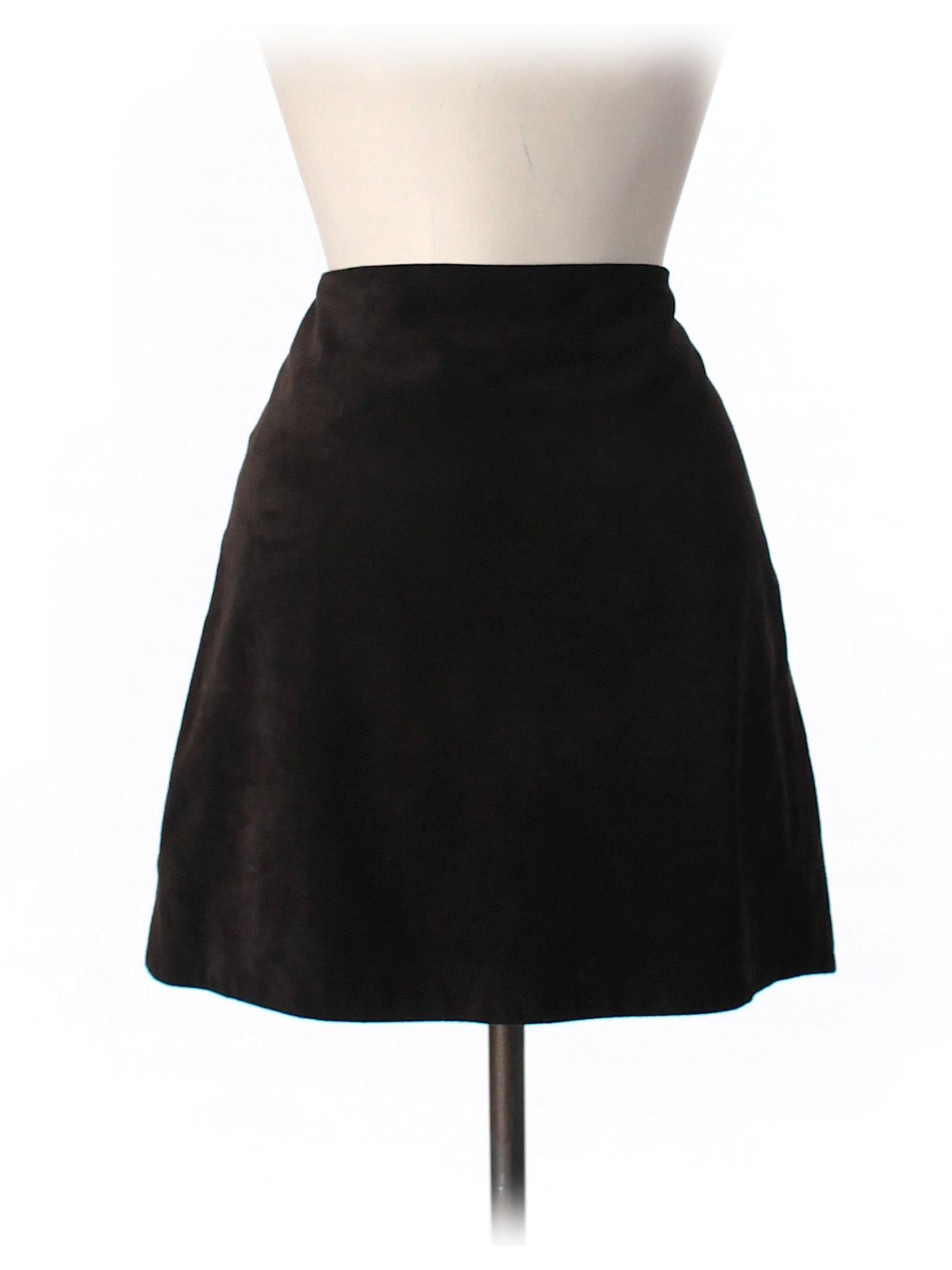 banana republic leather skirt 81 only on thredup