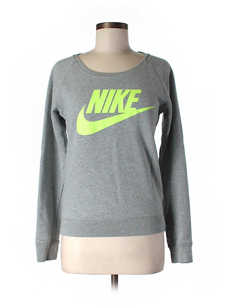 Nike Women Sweatshirt Size XS