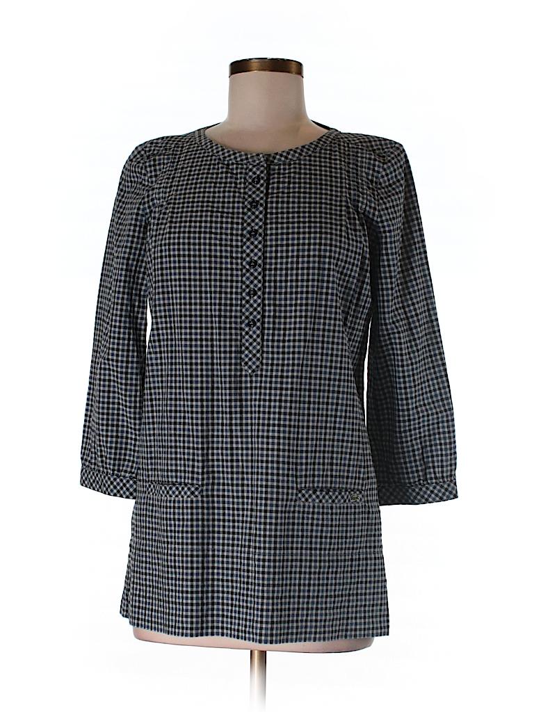 lacoste 3 4 sleeve blouse 81 off only on thredup. Black Bedroom Furniture Sets. Home Design Ideas