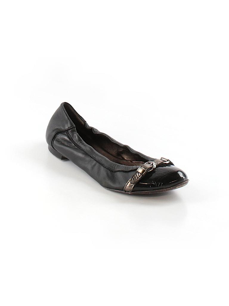 Attilio Giusti Leombruni Women Flats Size 38.5 (IT)