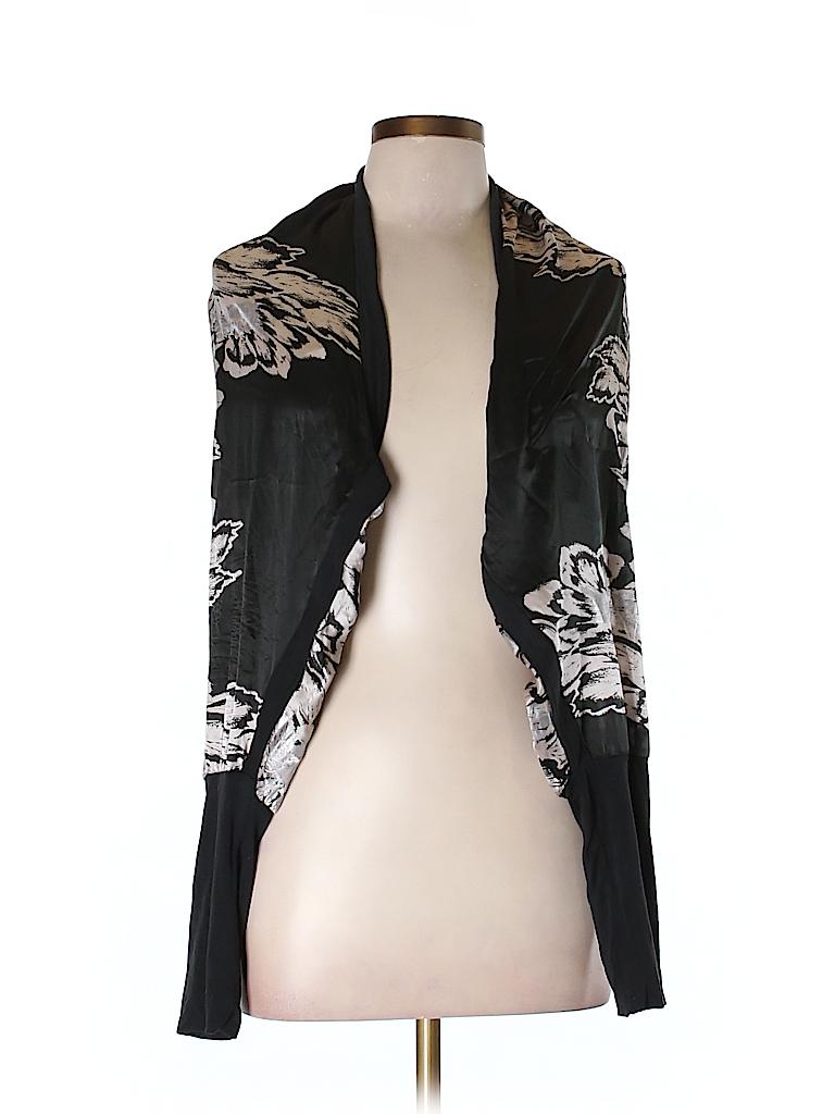 CAbi Women Silk Pullover Sweater Size L