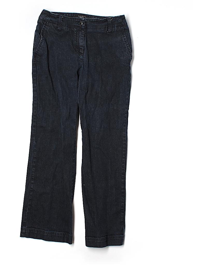 Talbots Women Jeans Size 4 (Petite)