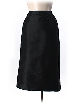 Barneys New York Silk Skirt Size 8