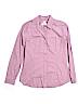 Ann Taylor LOFT Women Long Sleeve Button-Down Shirt Size M