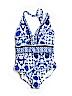 Nanette Lepore Women One Piece Swimsuit Size L