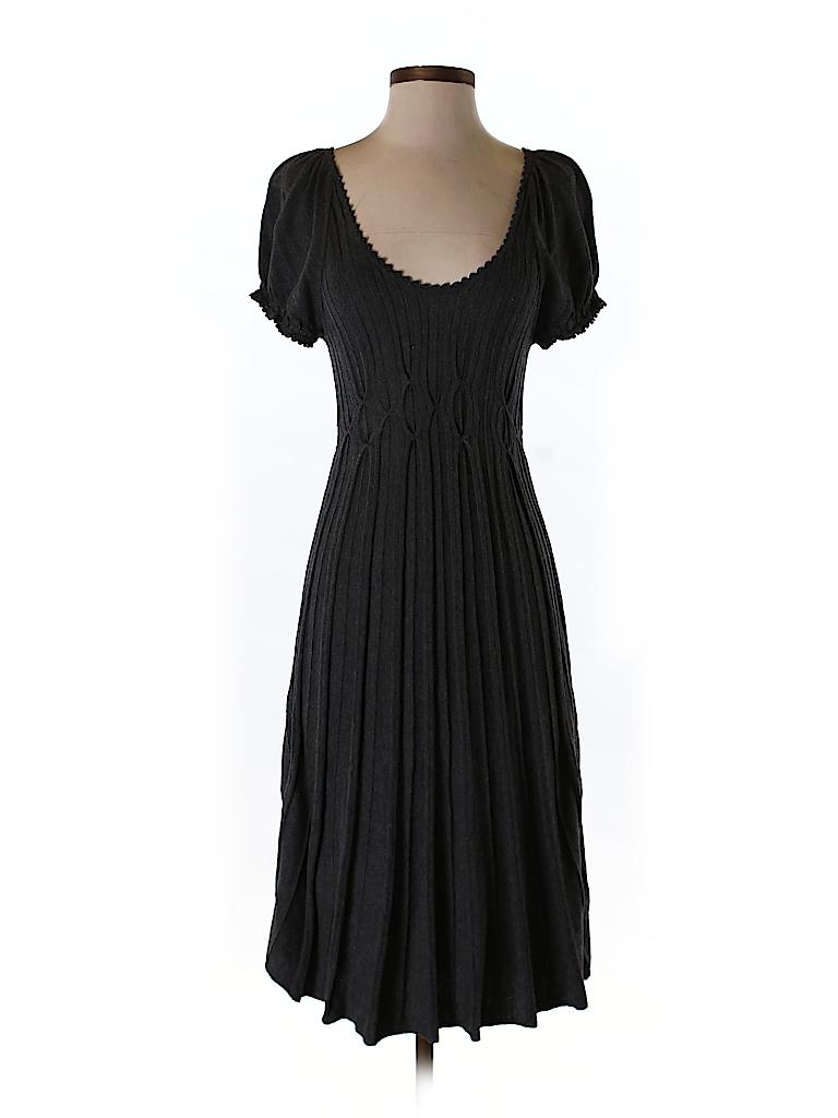 Max Studio Women Sweater Dress Size S