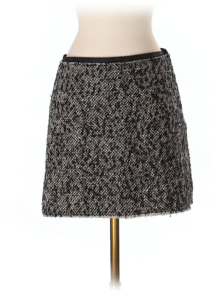 Milly Women Wool Skirt Size 2