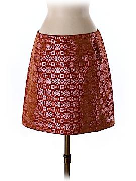 J. Crew Collection Silk Skirt Size 2