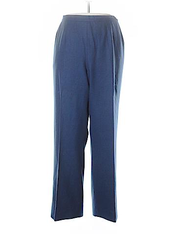 Pendleton Wool Pants Size 24 (Plus)