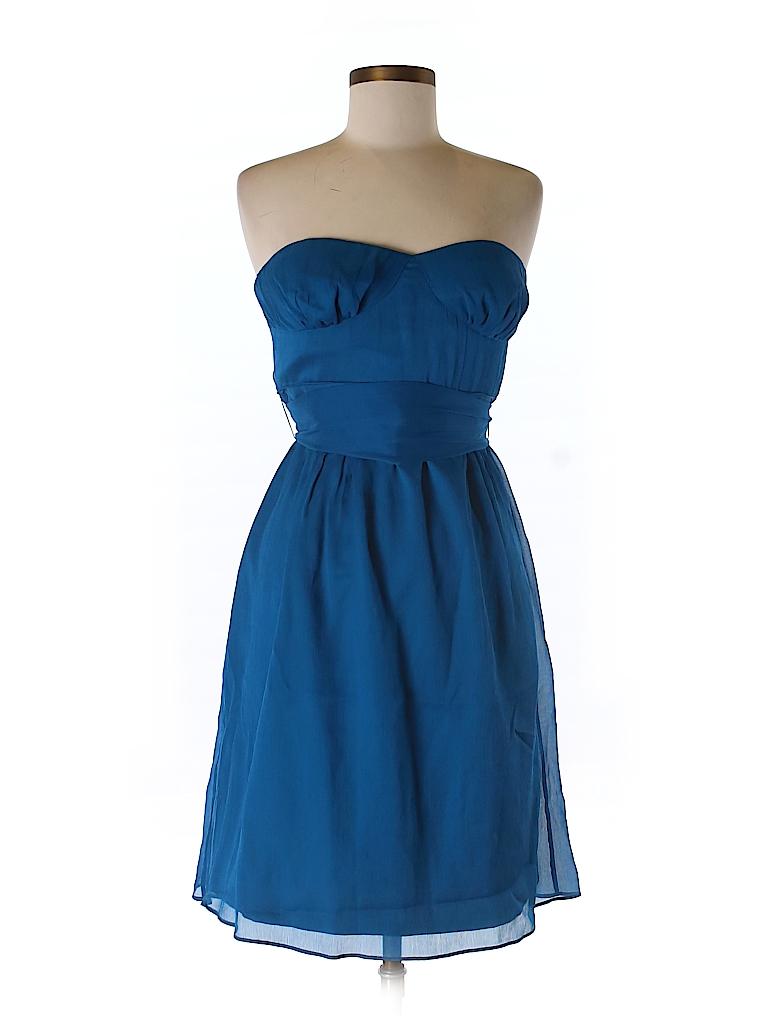 J. Crew Women Silk Dress Size 8