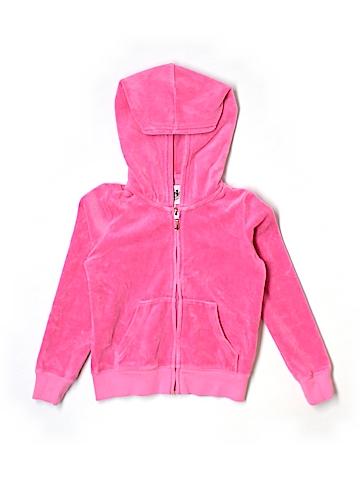 Juicy Couture Zip Up Hoodie Size S (Kids)