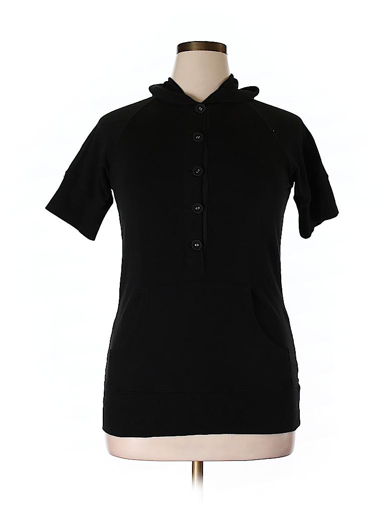Ann Taylor LOFT Women Pullover Hoodie Size M