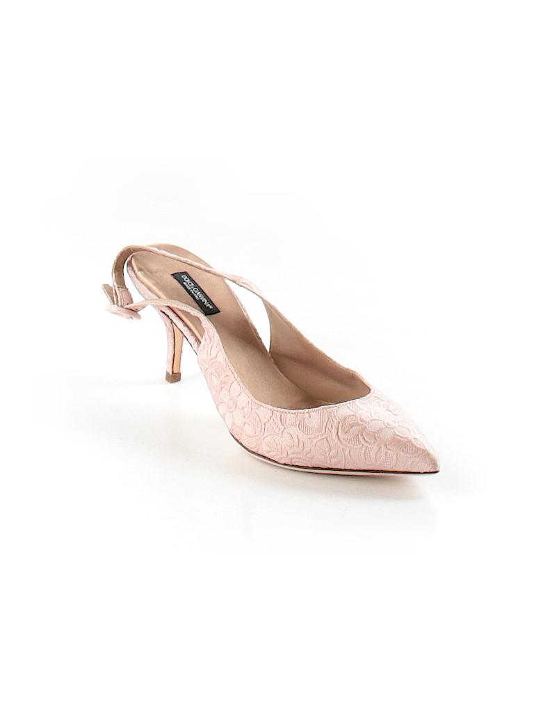 Dolce & Gabbana Women Heels Size 39 (EU)