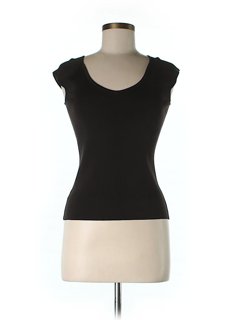 Ann Taylor LOFT Women Sleeveless Silk Top Size S