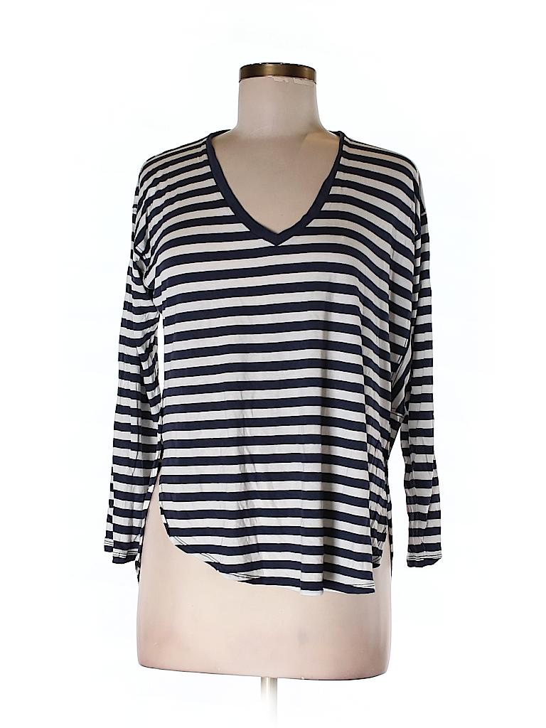 Madewell Women 3/4 Sleeve T-Shirt Size M