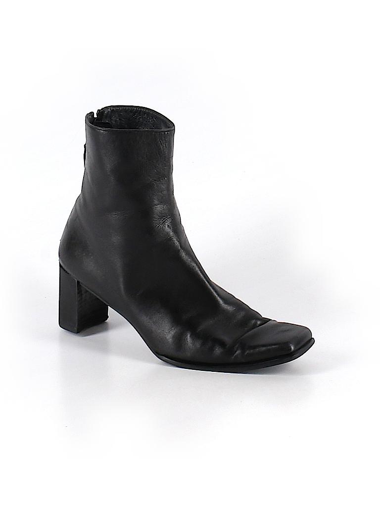 Stuart Weitzman Women Ankle Boots Size 7