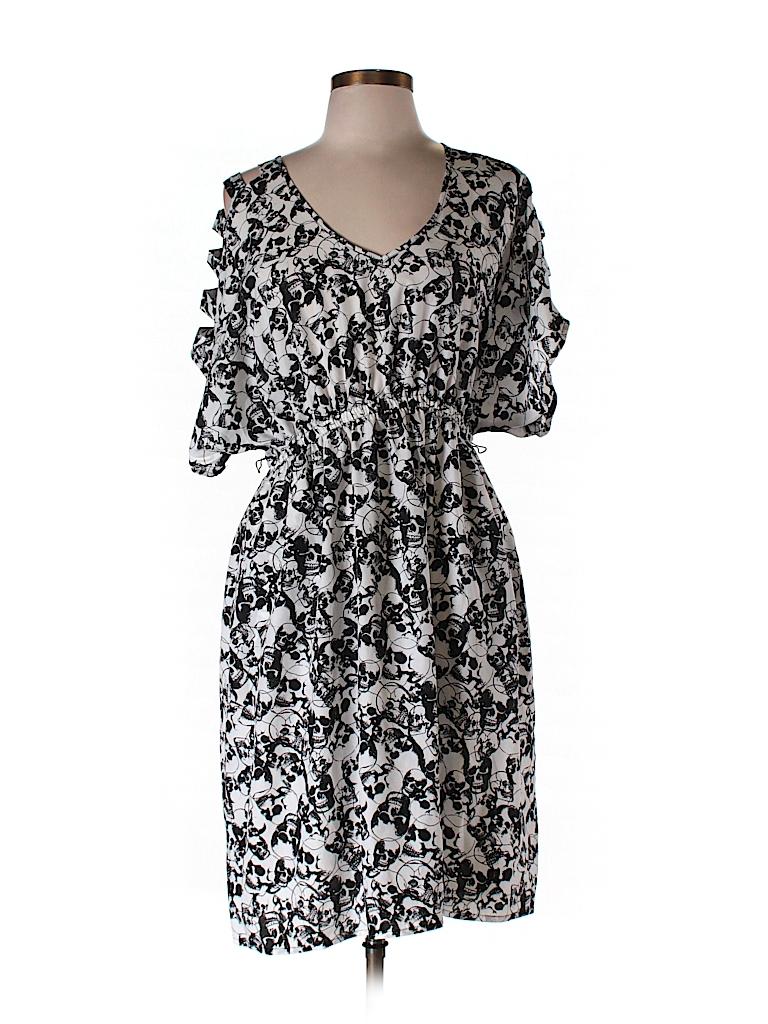 Torrid Women Casual Dress Size 1X (1) (Plus)
