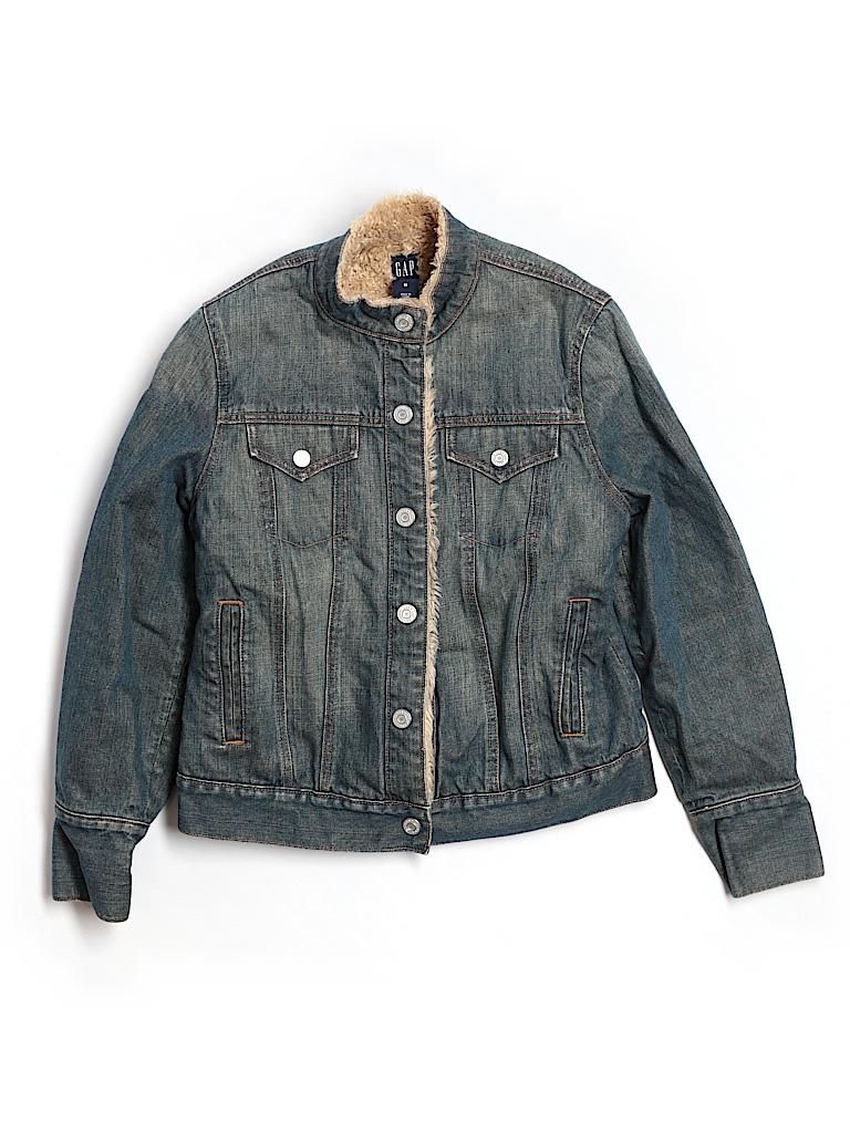 Gap Women Denim Jacket Size M