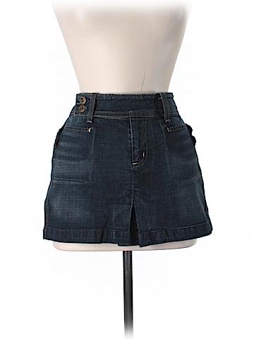 Rampage Denim Skirt Size 6