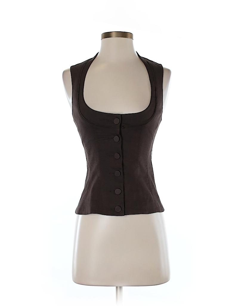Bebe Women Vest Size 2