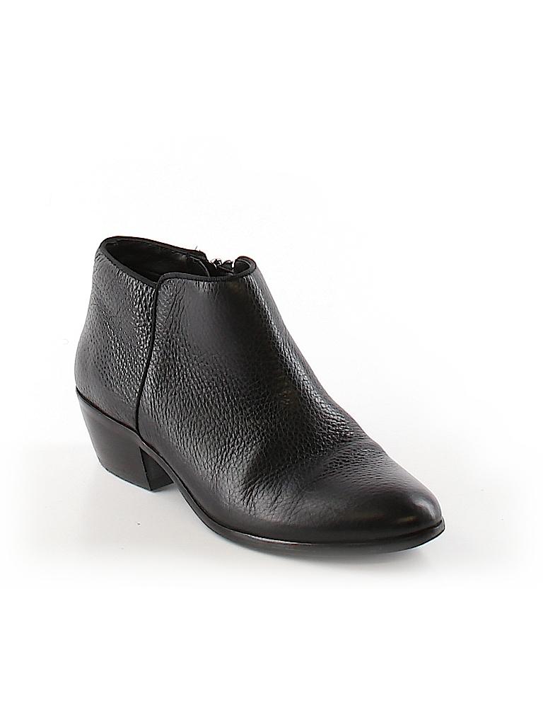 Sam Edelman Women Ankle Boots Size 7 1/2