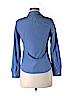 Ann Taylor LOFT Women Long Sleeve Button-Down Shirt Size 2 (Petite)