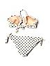 J. Crew Women Two Piece Swimsuit Size XS