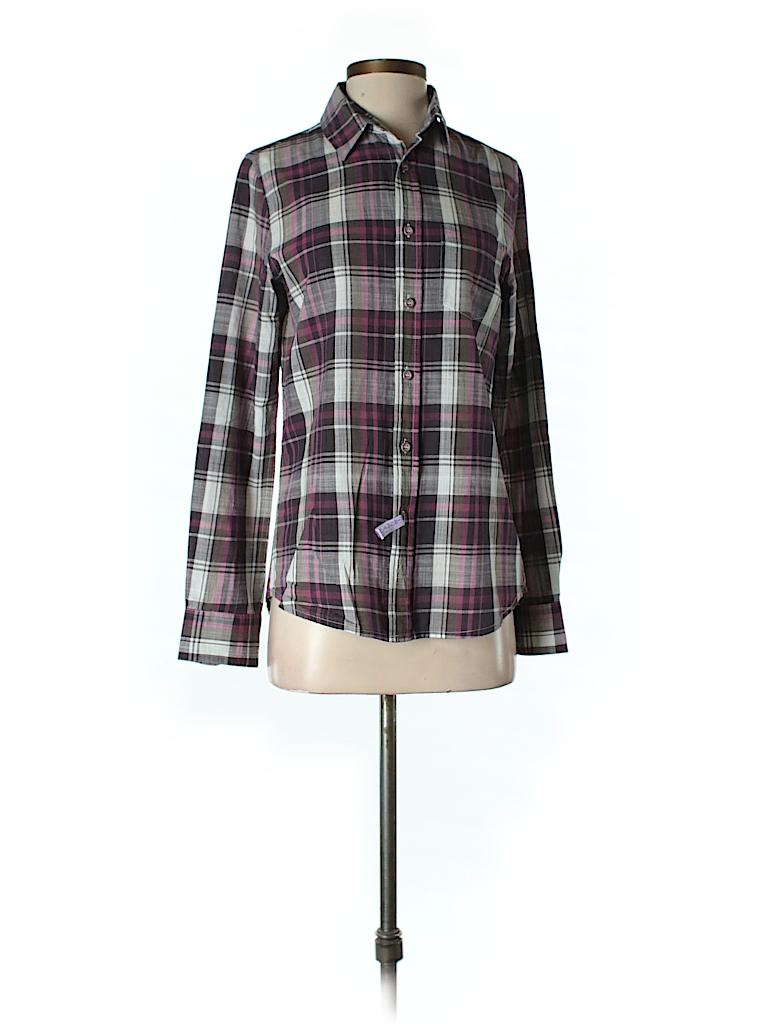 Joe's Jeans Women Long Sleeve Button-Down Shirt Size XS