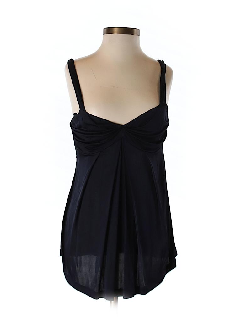 Diane von Furstenberg Women Sleeveless Blouse Size P