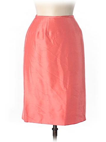 Kasper A.S.L. Silk Skirt Size 4