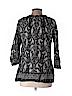 Lucky Brand Women 3/4 Sleeve Blouse Size L