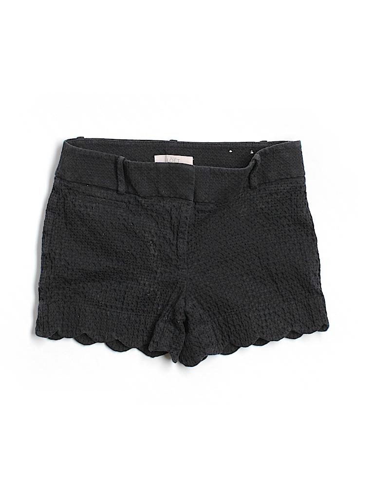 Ann Taylor LOFT Women Dressy Shorts Size 00