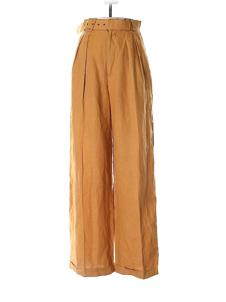 Bogner Women Linen Pants Size 8