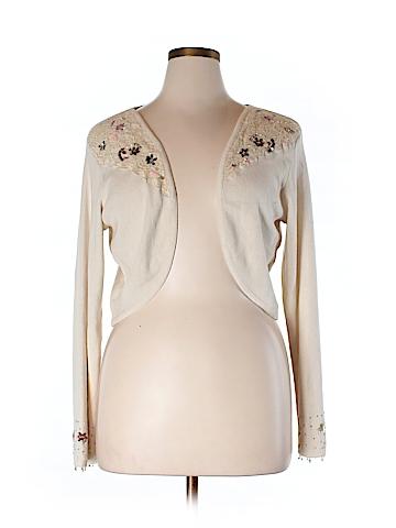 April Cornell Cardigan Size XL (Plus)