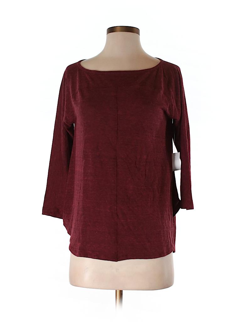 Ann Taylor LOFT Women 3/4 Sleeve T-Shirt Size XS