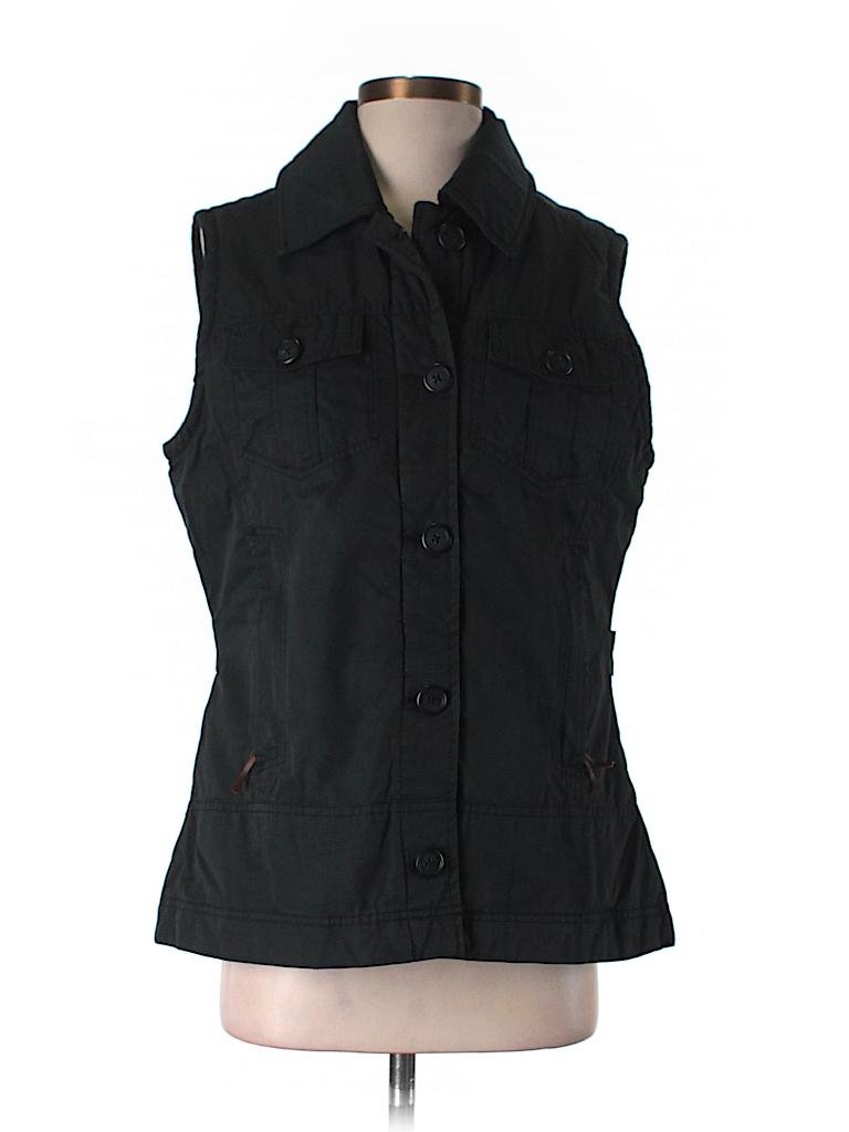 Woolrich Women Vest Size M