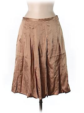 Max Azria Silk Skirt Size 2