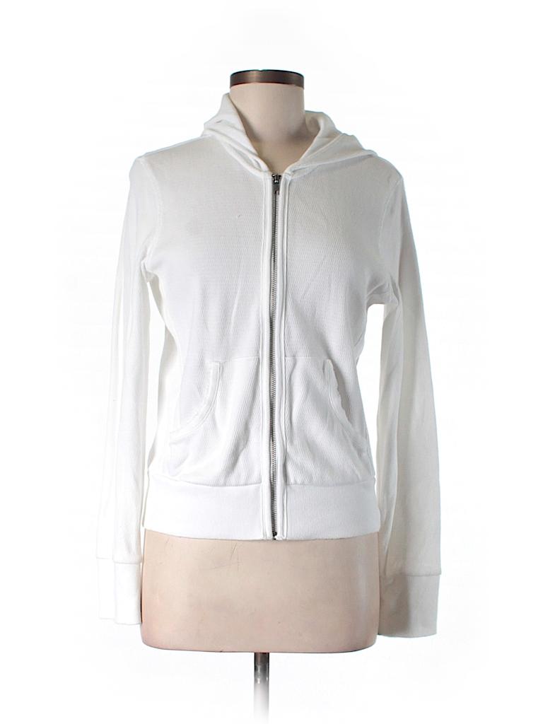 Calvin Klein Women Zip Up Hoodie Size M