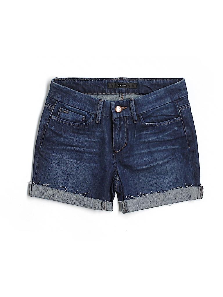 Joe's Jeans Women Denim Shorts 24 Waist