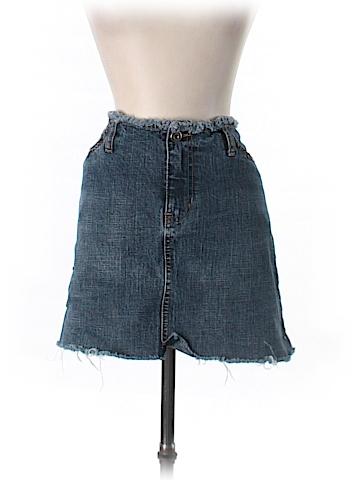 Hollister Denim Skirt Size 6