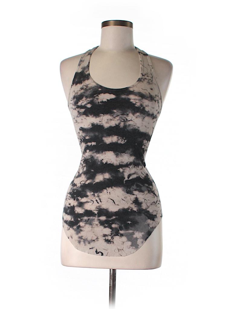 b06f6fb1bd8b55 Raquel Allegra Tie Dye Beige Tank Top Size Sm (1) - 81% off