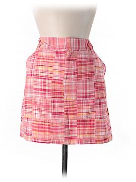 British Khaki Casual Skirt Size 8