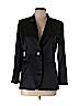 Miguelina Women Silk Blazer Size M
