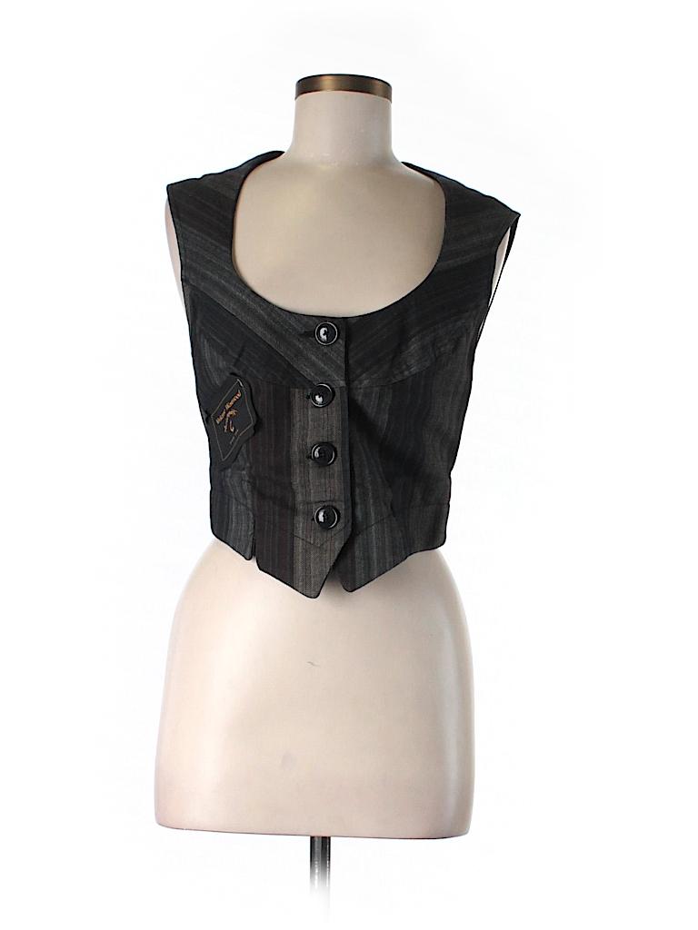 Vivienne Westwood Anglomania Women Tuxedo Vest Size 8