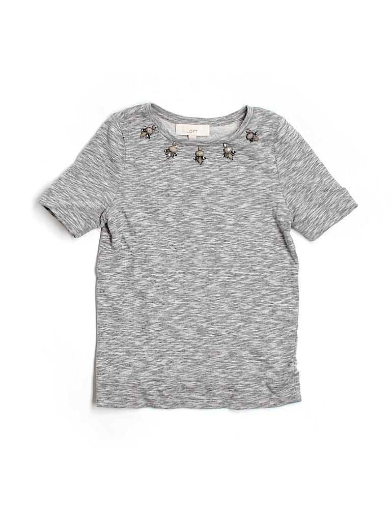Ann Taylor LOFT Women Sweatshirt Size XXS