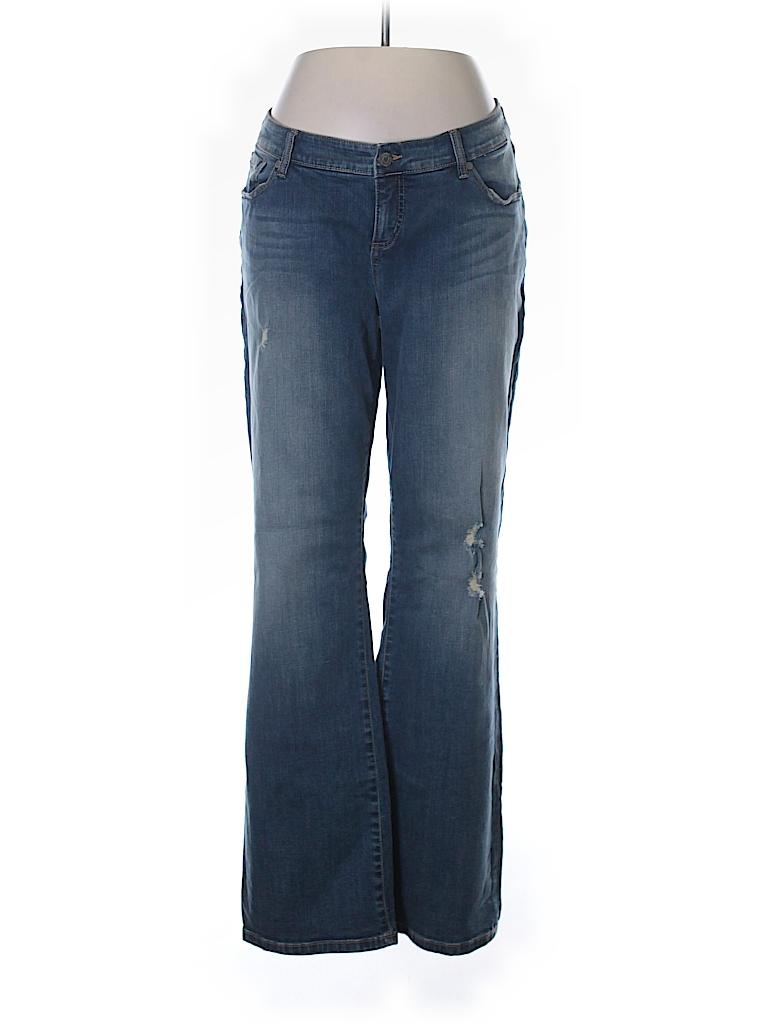 Torrid Women Jeans Size 14