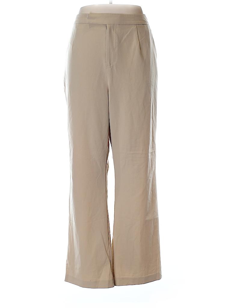 Jessica London Women Dress Pants Size 18 (Plus)