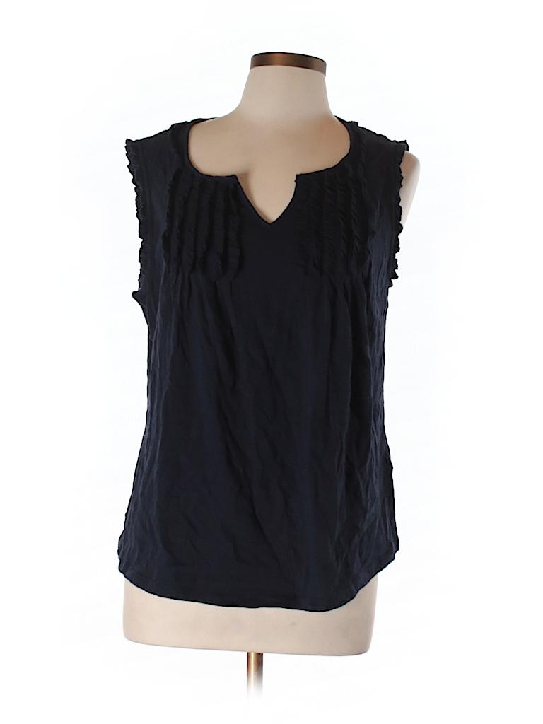 Boden Women Sleeveless Top Size 18 (UK)