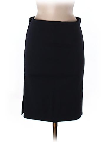 Bergdorf Goodman on the Plaza New York Wool Skirt Size 6