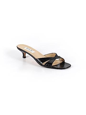 Isaac Mizrahi Heels Size 9 1/2